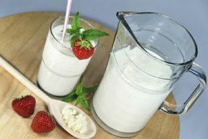Formas de tomar el Kéfir alimento probiotico