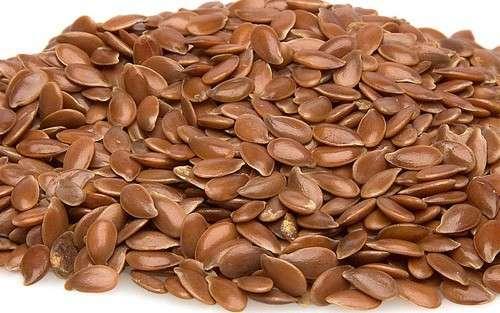 como son las semillas de lino