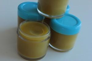 Crema de aceite de oliva para usar en la piel
