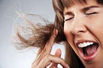 Est-ce l'huile d'olive bonne pour vous les cheveux?