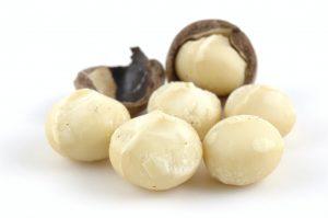 Nuez de Macadamia y aceite