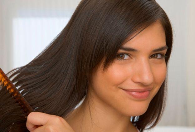 Aceite de macadamia para el pelo