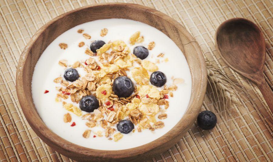 Leche de Avena con cereales muy rico