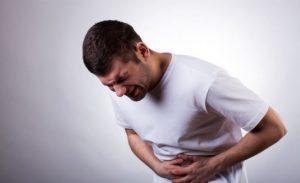 Problemas derivados de tomar gluten, dolor de barriga