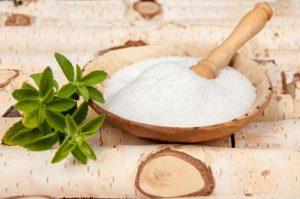 Las propiedades del azúcar de abedul