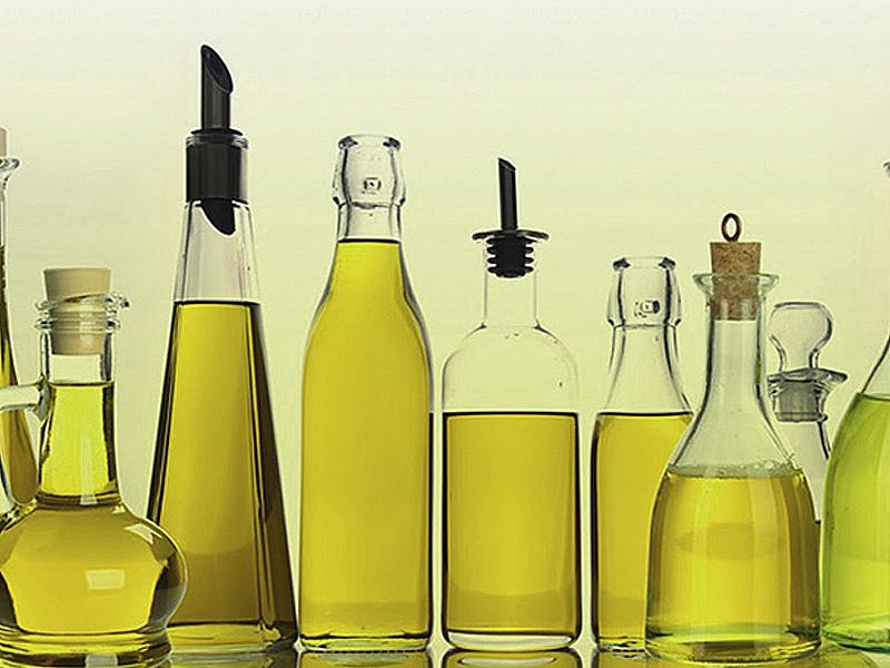 Todos los aceites vegetales del mercado